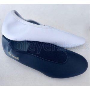 BS3843 Bleyer Pro Vaulting Shoes in all black and all white