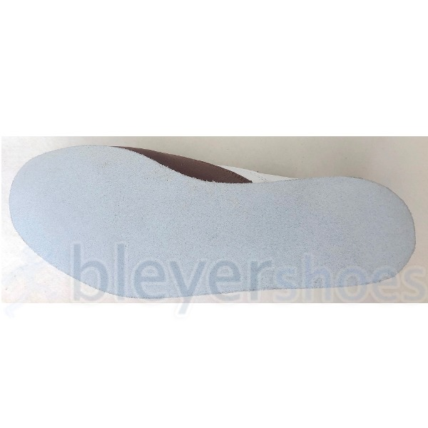Bleyer Flat Suede Sole